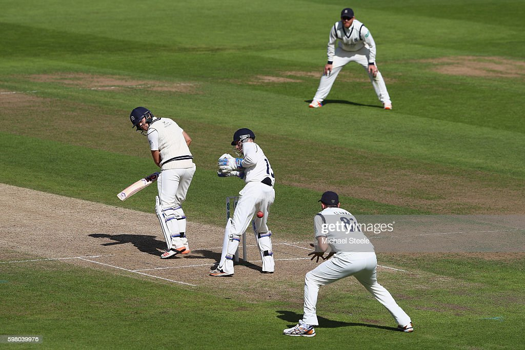 Warwickshire v Middlesex - Specsavers County Championship: Division One