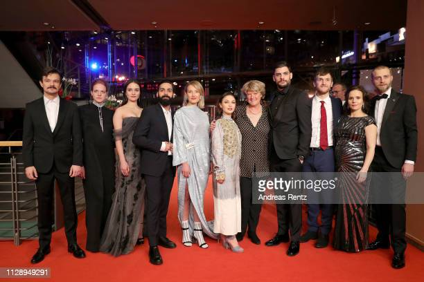 Dawid Ogrodnik Rea Lest Aisling Franciosi Ardalan Esmail Ine Marie Wilmann Emma Drogunova Federal Commissioner for Culture and Media Monika Grütters...