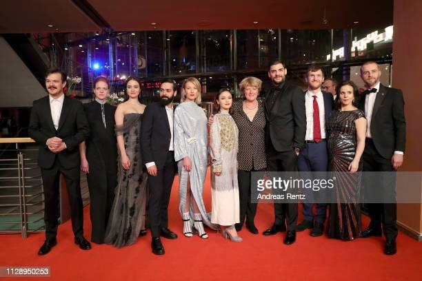 Dawid Ogrodnik , Rea Lest , Aisling Franciosi , Ardalan Esmail , Ine Marie Wilmann , Emma Drogunova , Federal Commissioner for Culture and Media,...