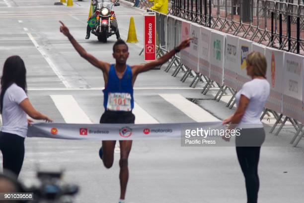 Dawit Fikadu Admasu is a Bahraini marathoner and founder won the International Race of San Silvestre in 2014 and 2017 during the 93rd Corrida...