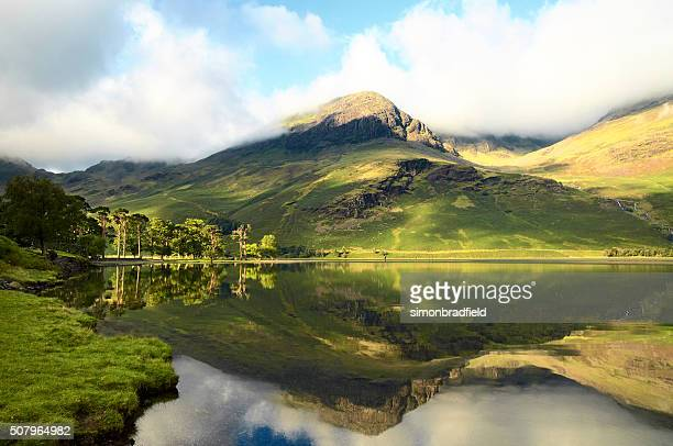 Dawn At Buttermere In England's Lake District