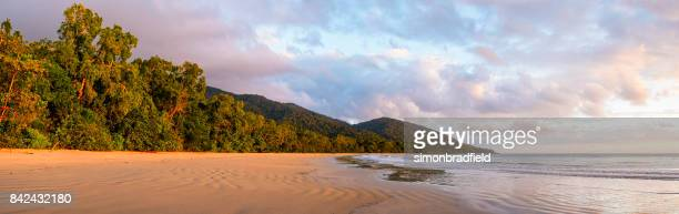Dawn At Cape Tribulation, Queensland, Australia