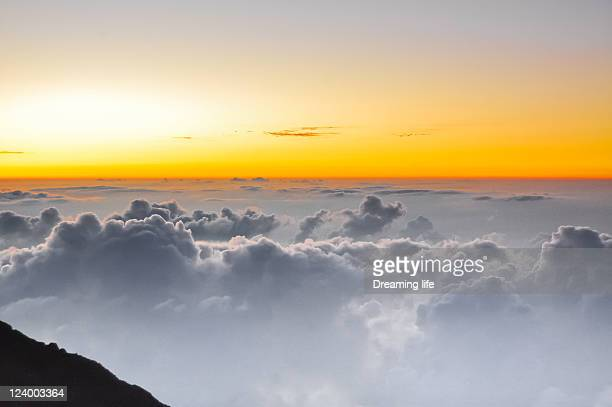 Dawn at Fuji