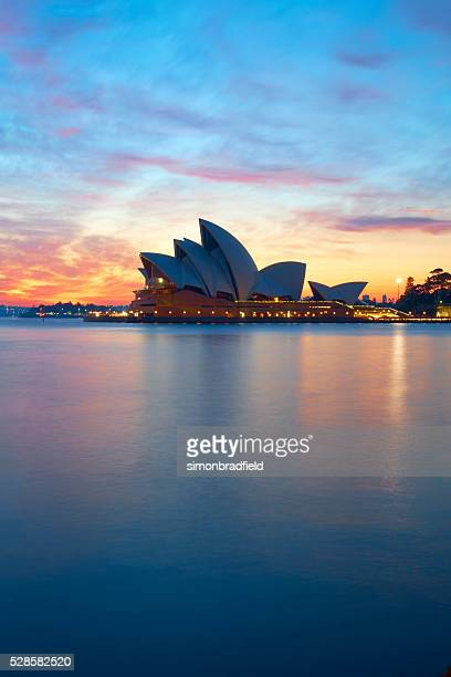 Dawn At The Opera House