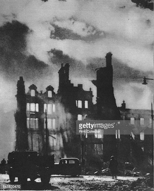 Dawn Breaks to find the city transfigured after a night of hell' 1941 For three nights in February 1941 thousands of bombs rained down on Swansea...