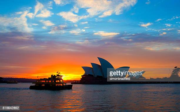 Dawn Ferry And The Sydney Opera House