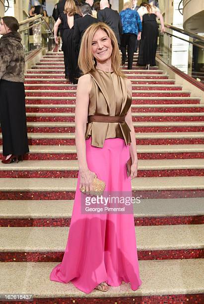 Dawn Hudson arrives at the Oscars at Hollywood Highland Center on February 24 2013 in Hollywood California at Hollywood Highland Center on February...