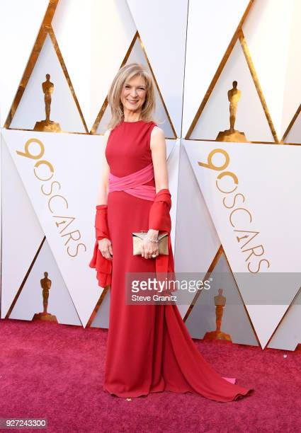 Dawn Hudson attends the 90th Annual Academy Awards at Hollywood Highland Center on March 4 2018 in Hollywood California