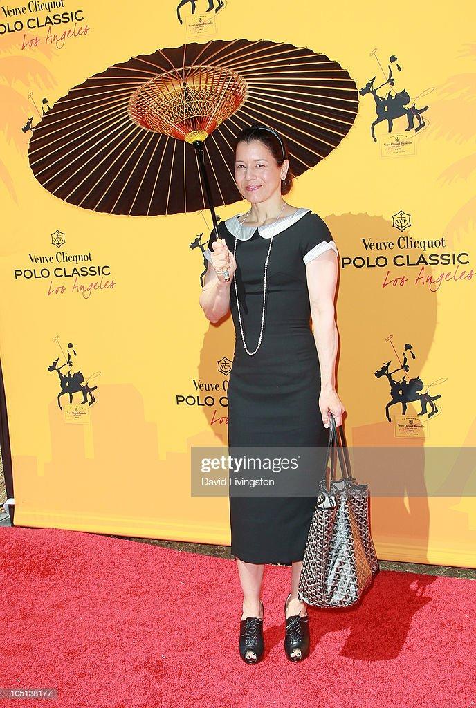 1st Annual Veuve Clicquot Polo Classic - Arrivals