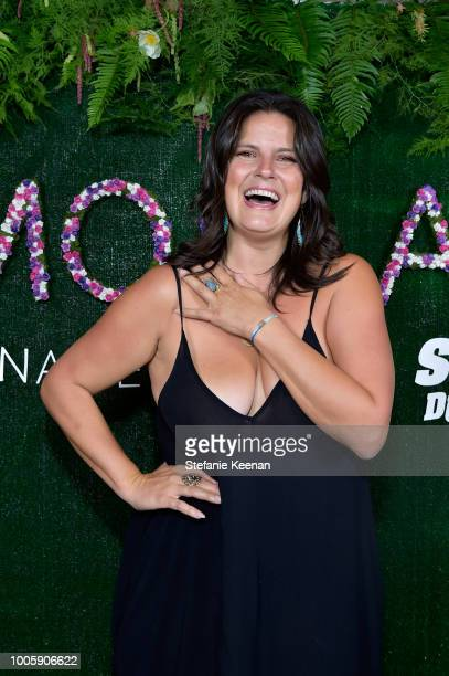 Dawn McCoy attends Adina Reyter Friendship Bracelet Launch at Soho House on July 26 2018 in West Hollywood California
