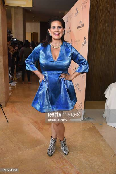 Dawn McCoy attends the 14th Annual Inspiration Awards at The Beverly Hilton Hotel on June 2 2017 in Beverly Hills California