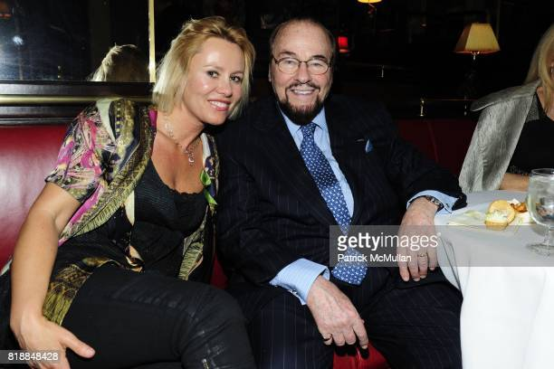 Dawn McDaniel and James Lipton attend CHRISTIE'S The Green Auction A Bid To Save The Earth at Christie's on April 22 2010 in New York City