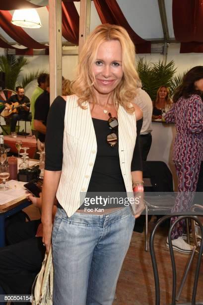 Dawn McDaniel attends La Fete des Tuileries on June 23 2017 in Paris France