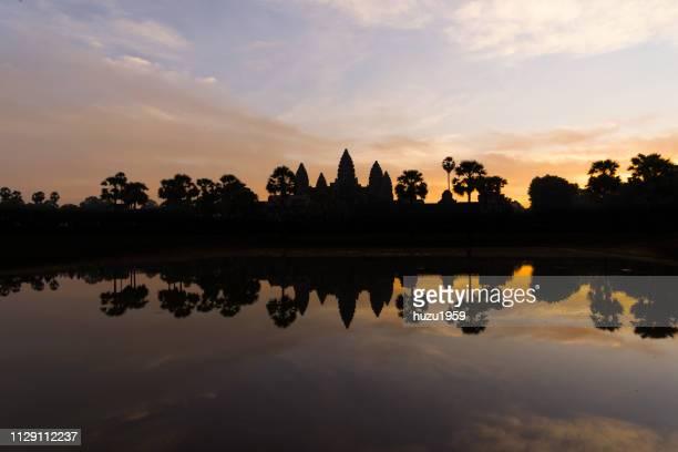 Dawn of Angkor Wat