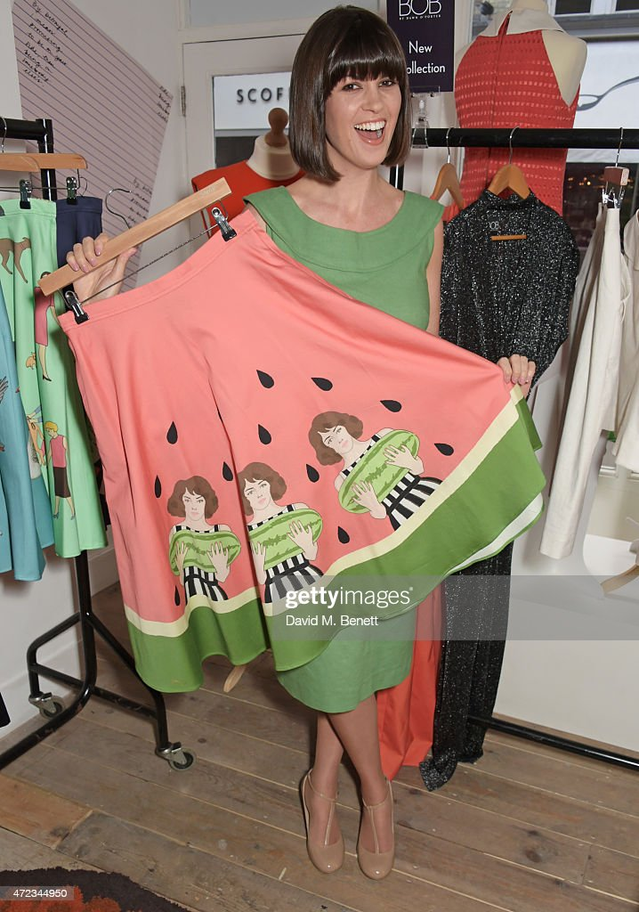 BOB By Dawn O'Porter Pop Up Boutique - VIP Launch Party