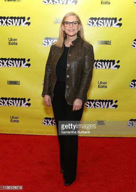 Dawn Ostroff attends Convergence Keynote The Second Golden Age of Audio – Podcasting during the 2019 SXSW Conference and Festivals at Hilton Austin...