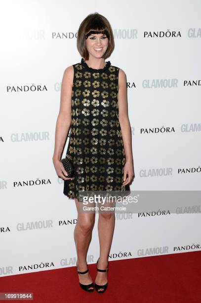 Dawn Porter attends Glamour Women of the Year Awards 2013 at Berkeley Square Gardens on June 4 2013 in London England
