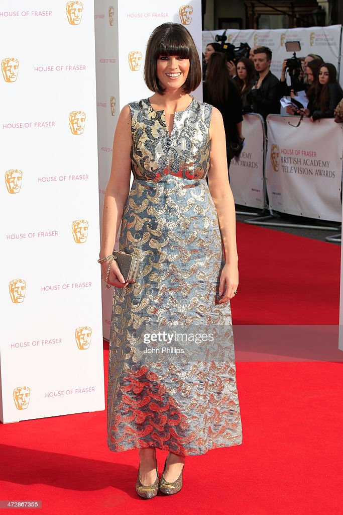 Dawn Porter attends the House of Fraser British Academy Television Awards at Theatre Royal on May 10, 2015 in London, England.