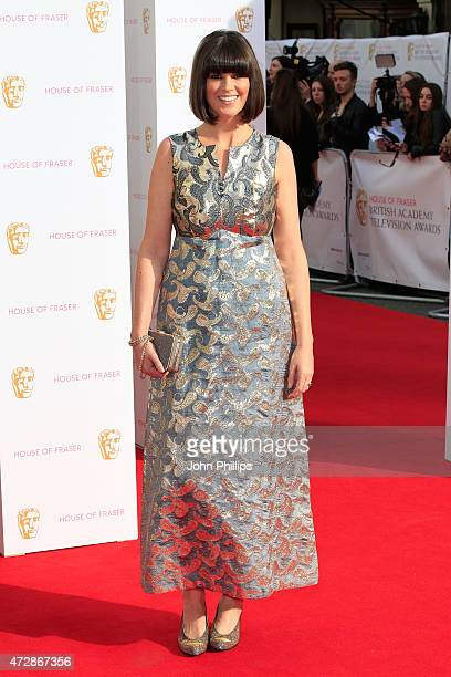 Dawn Porter attends the House of Fraser British Academy Television Awards at Theatre Royal on May 10 2015 in London England