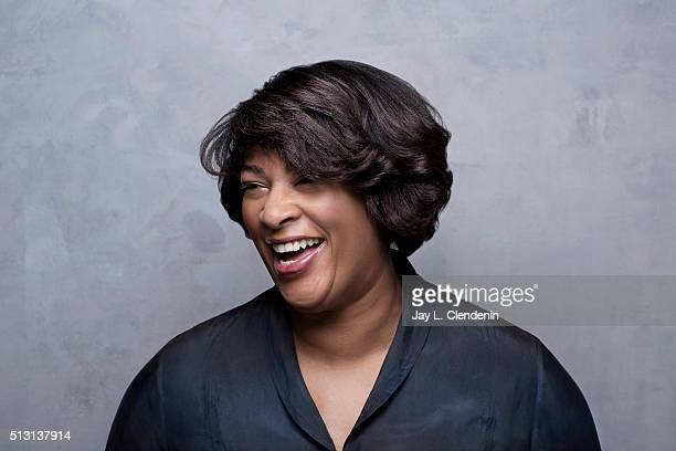 Dawn Porter from the film 'Trapped' poses for a portrait at the 2016 Sundance Film Festival on January 25 2016 in Park City Utah CREDIT MUST READ Jay...