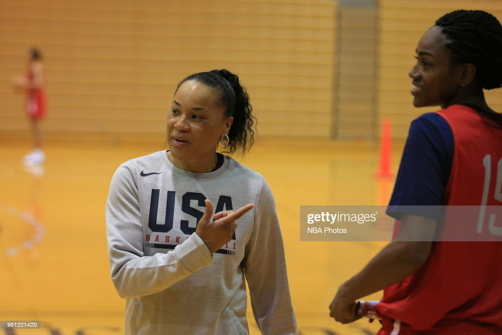 USAB National Team Training Camp