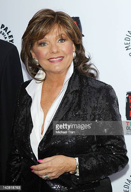 Dawn Wells arrives at the Paley Center's opening of 'Television Out Of The Box' held at The Paley Center for Media on April 12 2012 in Beverly Hills...