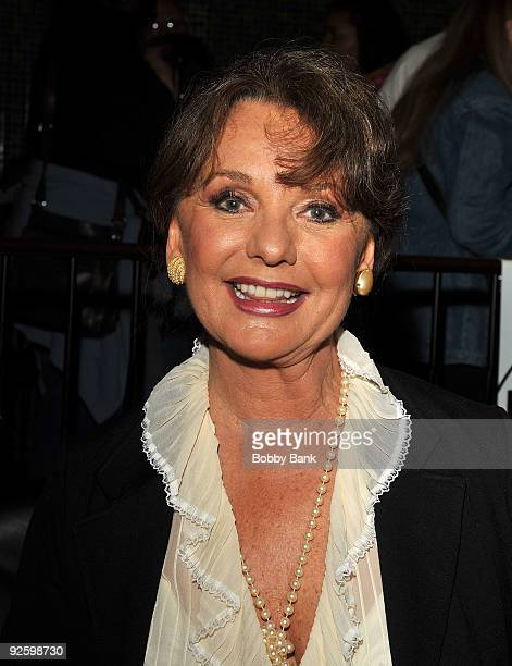 Dawn Wells attends the Chiller Theatre Expo at the Hilton Parsippany on October 31 2009 in Parsippany New Jersey