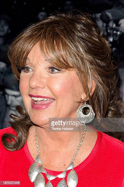 Dawn Wells attends the opening Nnight of 'Marilyn MADNESS ME' at El Portal Theatre on September 26 2013 in North Hollywood California