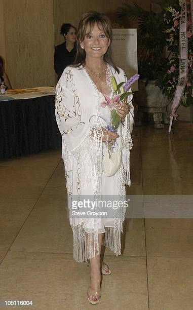 Dawn Wells during The 2003 Trendsetters in Television Tribute to Icons in Film at The Beverly Hills Hilton Hotel in Beverly Hills California United...