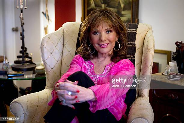 Dawn Wells who is best known as Mary Ann on Gilligan's Island television series is photographed at her Valley Village home Saturday Sept 6 2014 She...