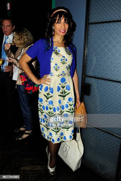 Dawne Marie Grannum attends NY LIFESTYLES Magazine celebrates Cover Girl Jean Shafiroff and her work supporting the Next Generation at Jue Lan Club...
