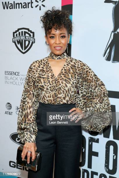DawnLyen Gardner attends the 2019 Essence Black Women in Hollywood Awards Luncheon at Regent Beverly Wilshire Hotel on February 21 2019 in Los...