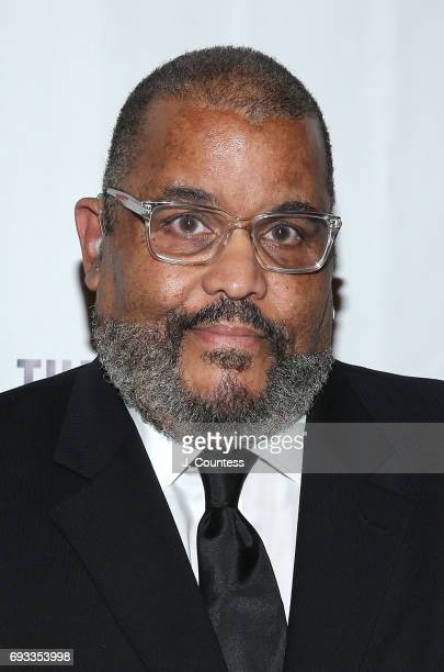 Dawoud Bey attends the 2017 Gordon Parks Foundation Awards Gala at Cipriani 42nd Street on June 6 2017 in New York City