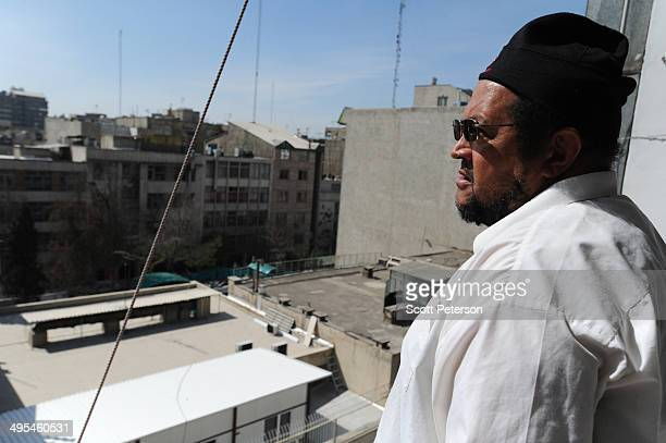 Dawud Salahuddin, an African-American convert to Islam who was born David Theodore Belfield , poses for a portrait on a balcony on March 16 in...