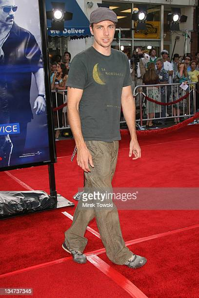 Dax Shepard during 'Miami Vice' Los Angeles World Premiere at Mann Village Theatre in Westwood California United States