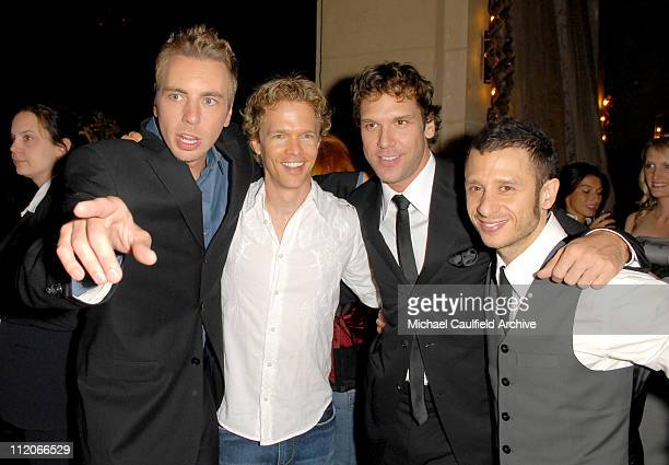 Dax Shepard Greg Coolidge director Dane Cook and Andrew Panay producer