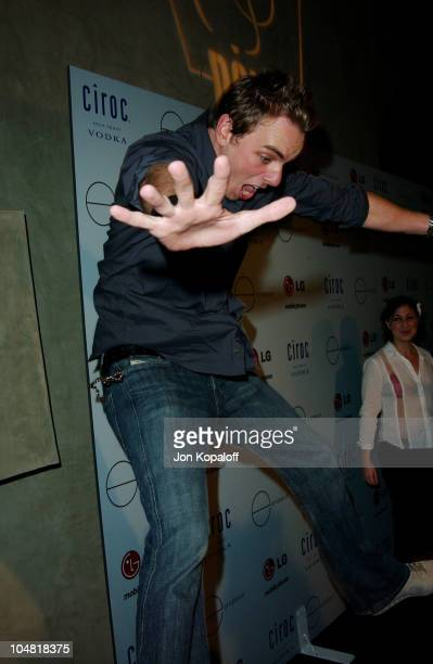 Dax Sheppard during Endeavor's MTV Movie Awards Party Featuring Ciroc Vodka And LG Mobile Phones at Dolce in West Hollywood California United States
