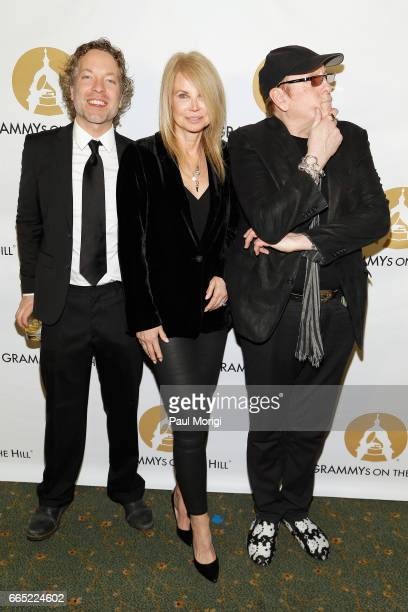 Daxx Nielsen Karen Nielsen and Rick Nielsen at The Recording Academy®'s 2017 GRAMMYs on the Hill® Awards on April 5 to honor fourtime GRAMMY® winner...