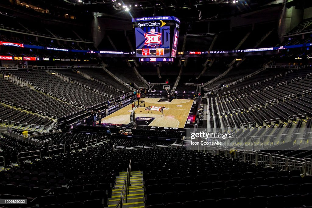 COLLEGE BASKETBALL: MAR 12 Big 12 Tournament : News Photo