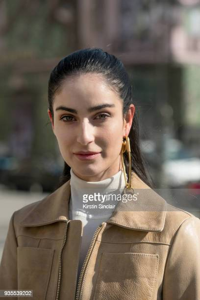 day 3 of Paris Womens Fashion Week Spring/Summer 2018 on February 28 2018 in London England