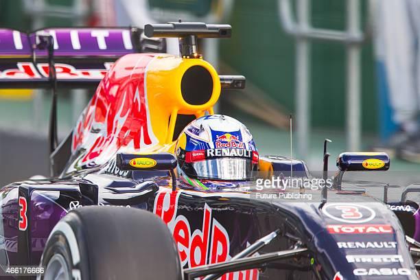 Day 3 of the 2015 Australian Formula 1 Grand Prix at Albert Park on March 14 2015 in Melbourne Australia Chris Putnam / Barcroft Media
