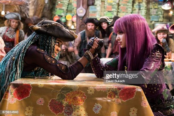 DESCENDANTS 2 'Day 30' A farreaching unprecedented and simultaneous premiere has been set for the Disney Channel Original Movie 'Descendants 2'...