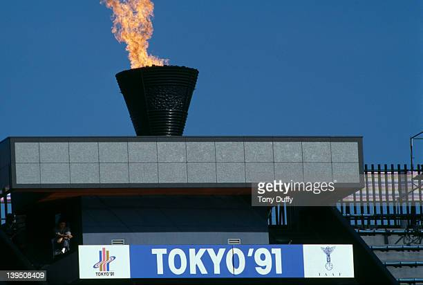 Day 7 of the IAAF World Championships in Athletics Tokyo 1991