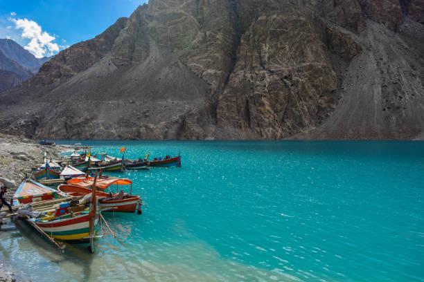Day At Lake - Attabad Lake
