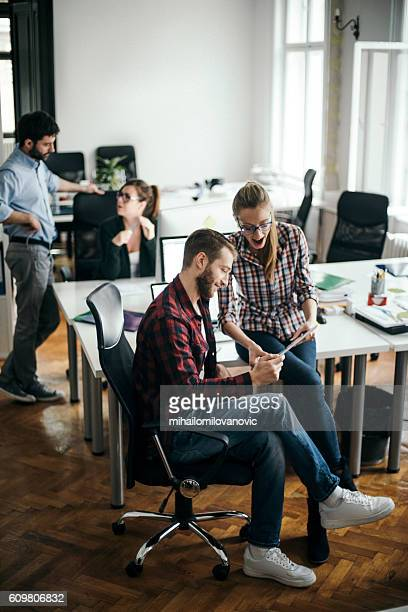 day at the office - brightly lit stock photos and pictures