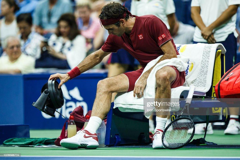 TENNIS: SEP 03 US Open : News Photo