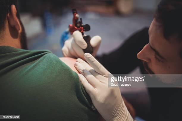 Día para un nuevo tatuaje