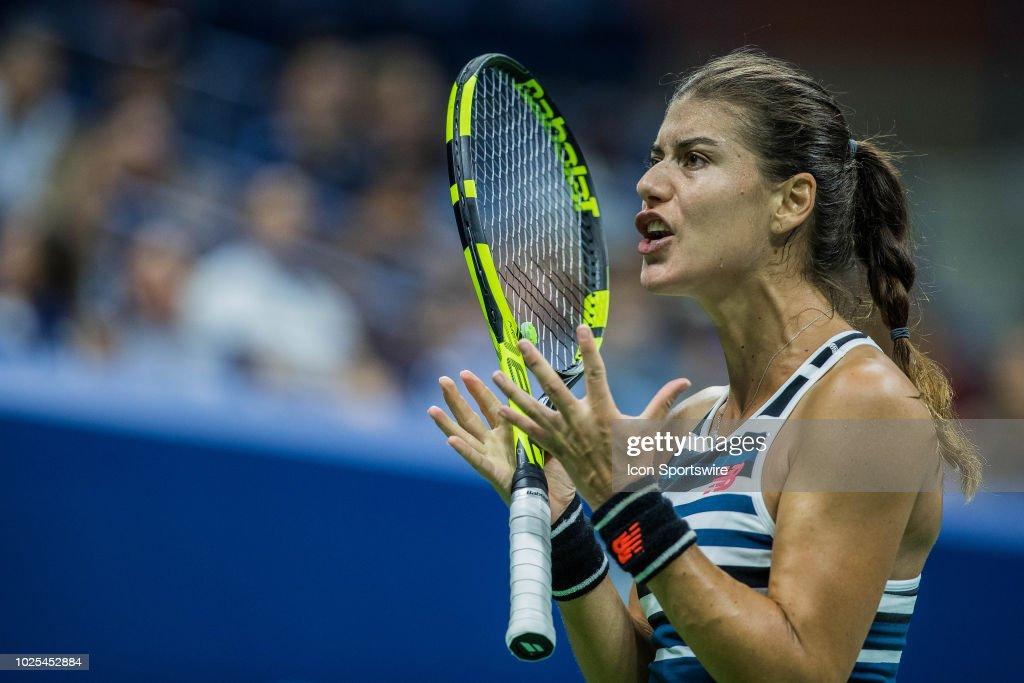 TENNIS: AUG 30 US Open : News Photo
