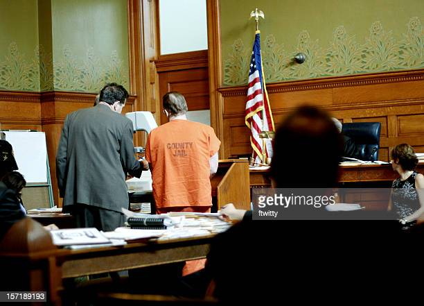 day in court - prisoner stock pictures, royalty-free photos & images