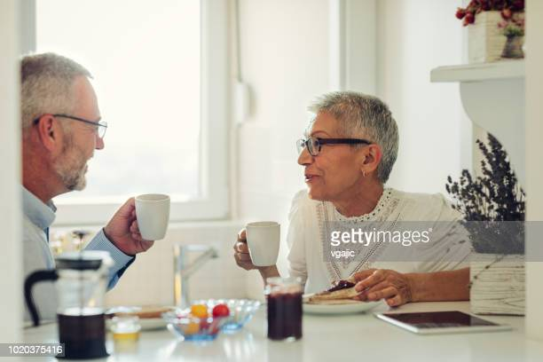 高齢者の生活の中で日